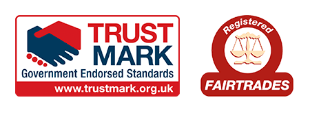 Trustmark and Fairtrades approved