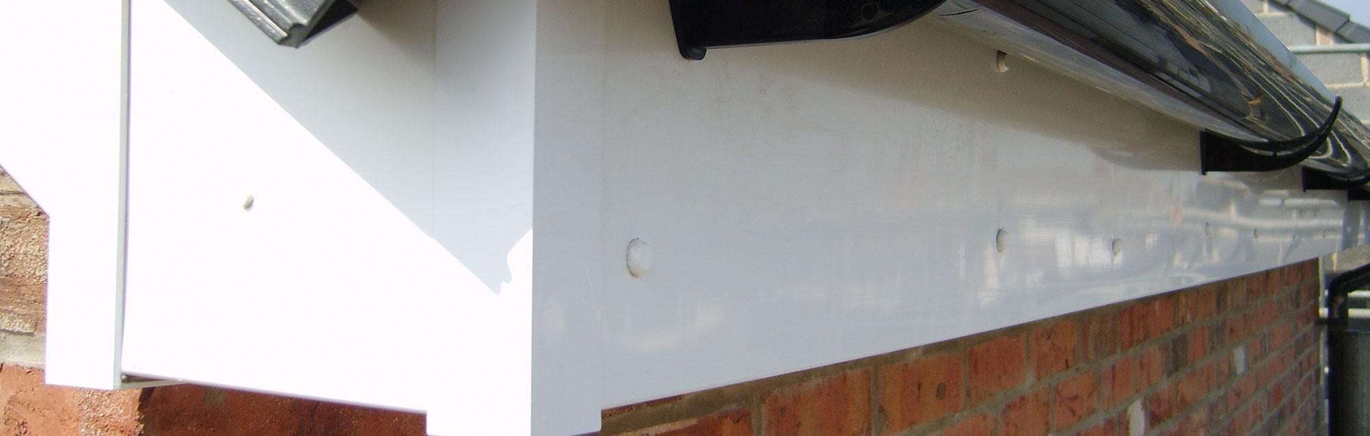 Upvc Fascias Amp Soffits Roofline Specialists Edinburgh